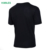 Custom sublimation gym fitness 100% polyester dry fit running shirts/t-shirt