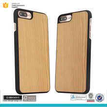 Phone accessories wooden bamboo mobile case phone back cover