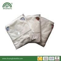 100 Organic bamboo baby hooded towel with bear ears/bamboo towel