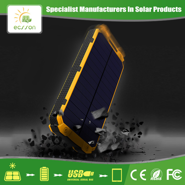 2017 ECSSON TS100 mobile solar charger