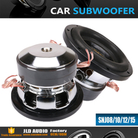 JLD Audio China OEM 12 inch used subwoofers for sale for car audio system 12 inch speaker with high quality