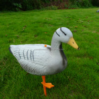 Wholesale Inflatable XPE Foam Bar-headed Goose Decoy for Hunting Factory Direct Sale