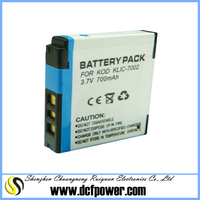 Low Price Digital Camera Battery usb Charger for KODAK KLIC-7002 enercell universal battery charger
