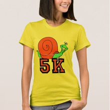 Custom new design summer dry fit women t shirts from china supplier