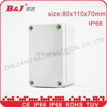 ip68 enclosure waterproof /plastic enclosures/abs plastic electrical enclosure
