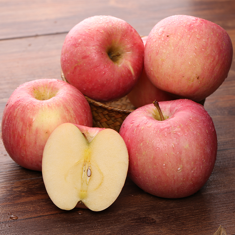 Import fresh fuji apple fruit