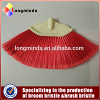 Household Plastic Sweeping Ceiling Broom With Telescopic Handle