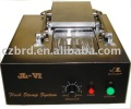 latest technology flash stamp machine with 3 lamps