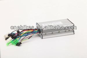 electric bike motor controller 36v, Intellective brushless Controller 24v/36v/48v