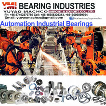 Deep groove ball bearing 6305 ,motion industries bearings, precision rating of P5, P4, stainless steel/ceramic bearing
