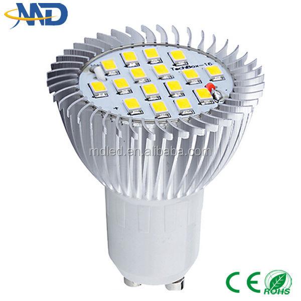 3w 4W 5630 smd E27 E14 GU10 MR16 led spotlight 110V 220v 12v 3 years warranty g4 led flat spot light