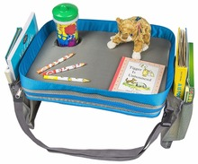 China Supplier Kids Travel Activity Snack Tray Car Seat Travel Tray