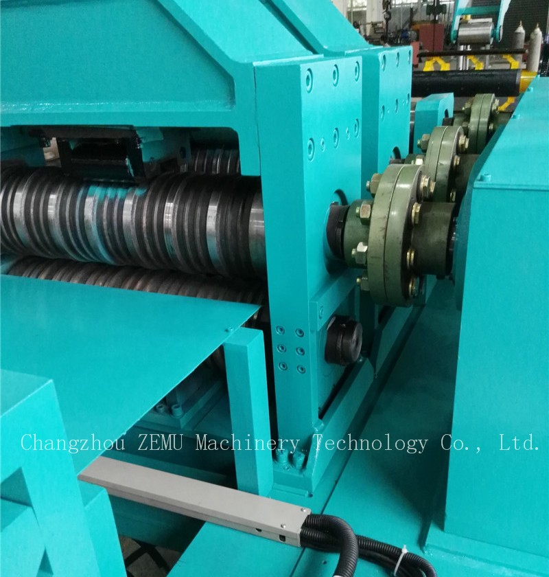 Automatic Transformer Radiator Fin Manufacturing line