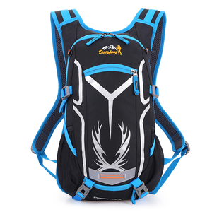 custom Lightweight Outdoor sports Cycling Bike Riding bicycle Running waterproof nylon Hydration Knapsack Backpack bag