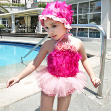 S13711A 2016 summer kids swimwear children's swimwear