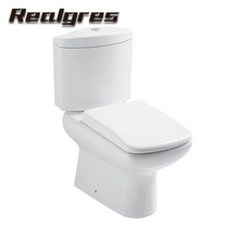 H060 Best Ceramic Ground Mounted Red Toilet Bowl Products Smart Toilet