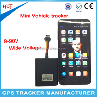 Super gps locator personal gps tracker mini with shear line alarm