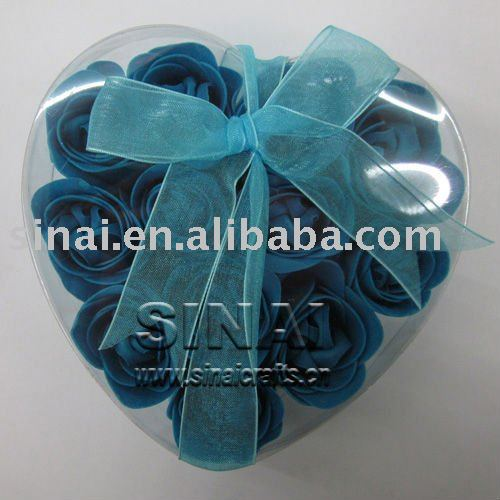 Beautiful Rose Soap / Popular More colors Wedding Favors Gift Soap Flower