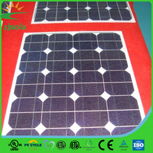 ZJSOLA 50w photovoltaic solar panel made in China new energy