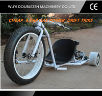GAS POWER DRIFT TRIKE WITH 26' FRONT WHEEL