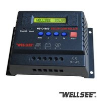 Cheap price high quality solar charge controller C4860 48V 60A 50A 40a solar regulator series