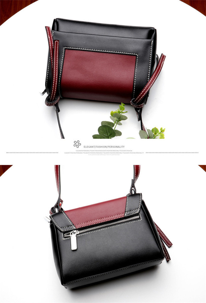 Latest Design genuine leather lady shoulder bag women bags_7