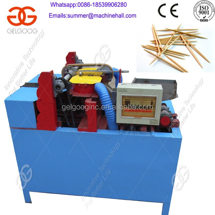 High Quality Bamboo Chopstick Machine Wooden Stick Making Machine With CE Certificate