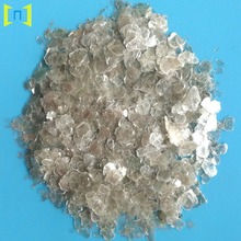 natural muscovite mica for electric insulation industry