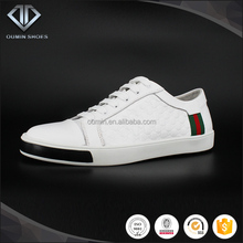 White urban sole shoes for man new style casual shoes for boys man made sole shoes