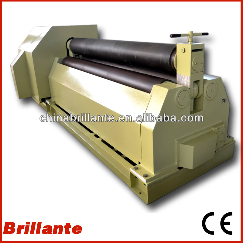CE/ISO CERTIFICATED MECHANICAL ROLLING MACHINE/BRILLANTE