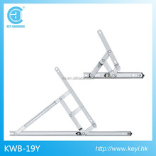 Stainless steel friction stay window hinges for aluminum casement window