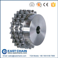 High quality stainless steel sprocket and chain small