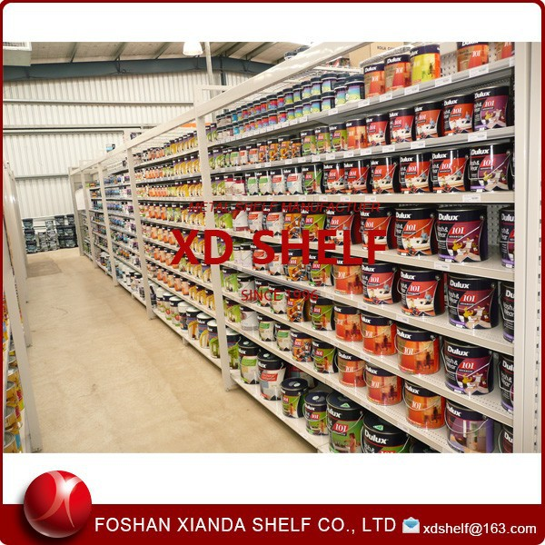 Australia Supermarket Interior Design Project / Retail Supermarket Shelving System