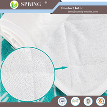 smooth terry cloth for baby diaper