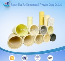 Top Quality cement and lime industries dust filter bag Sold On Alibaba