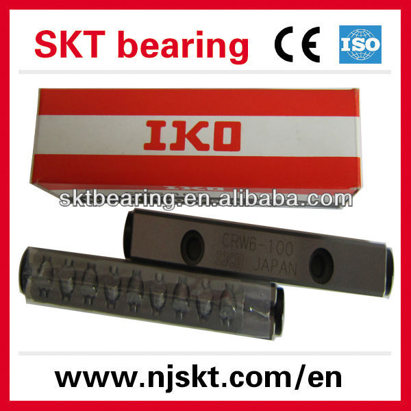 IKO alloy steel slide guide CRW18-300,linear rail,V groove roller guide way