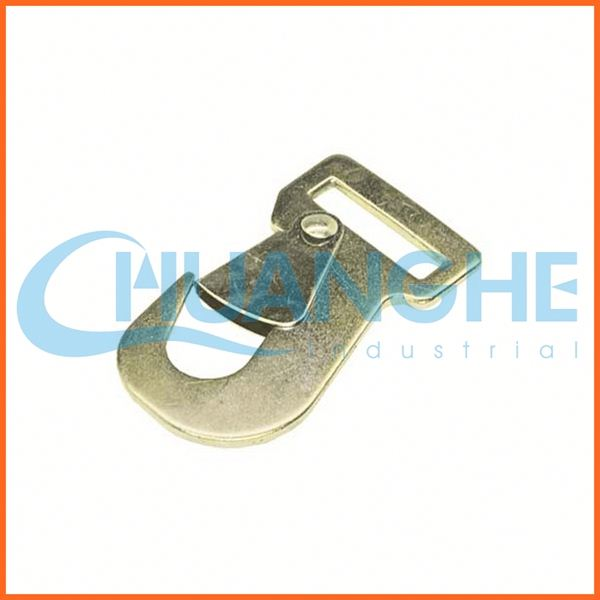 Made In China Aluminum Swivel Eye Bolt Snap Hook