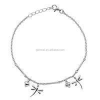 Gemnel jewlery jewelry charm dragonfly bracelet