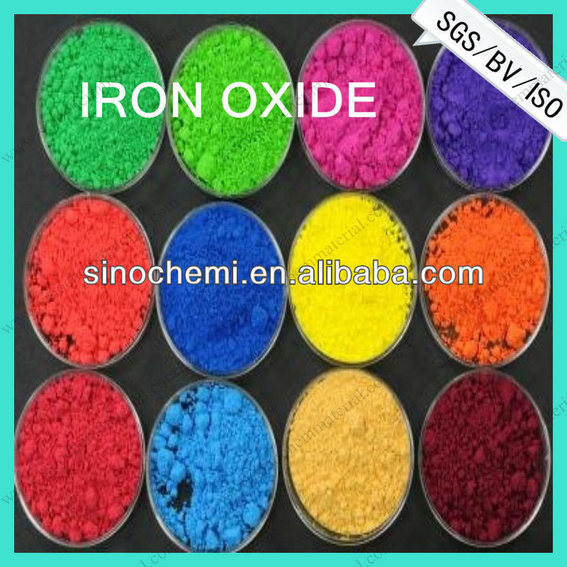 Cosmetic Grade Iron Oxides Pigment For Color Makeup