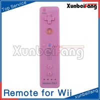 High quality classic built in motion plus remote controller For Wii
