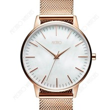 2017 Rose gold watches for man luxury style 5ATM prices image watches stainless steel watches men