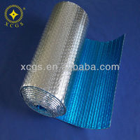 Aluminum Foil Air Bubble Heat Insulation Sheet/ Steel Construction Roofing Building Construction Material