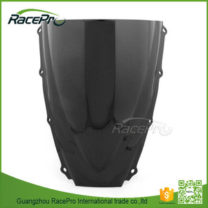 Clearview Cutting Motorcycle Windscreen for Triumph Daytona 675 (2006-2008)