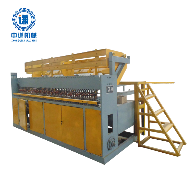 Automatic used welded wire metal mesh welding <strong>machine</strong> price in china