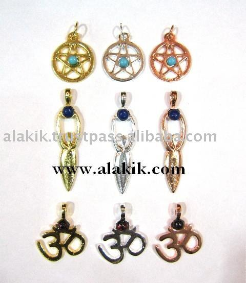 Om Pandents Religious Amulets, Spiritual & Magical Amulets