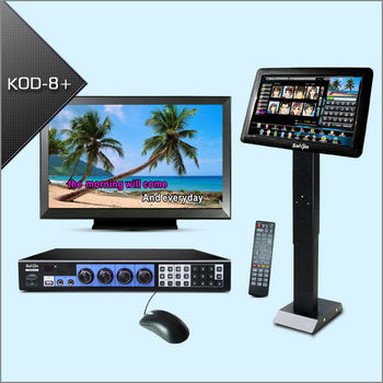 Professional HD Karaoke Player Supports HDMI Output