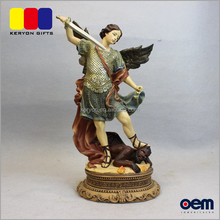 Wholesale Cheap Custom Resin Catholic Souvenirs Religious Statues