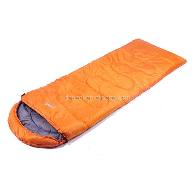 210T Nylon Quality Hollow Cotton Wearable Sleeping Bag