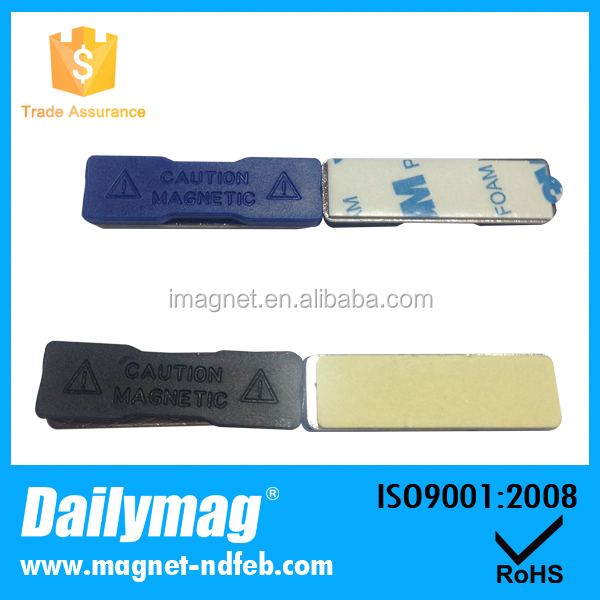 Strong Magnetic Name Tag Wristband