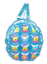 Hot sale inflatable round bagpack kids leisure beach bubble bag